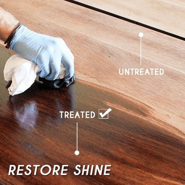 Vhodný pro všechny druhy dřevěných povrchů image