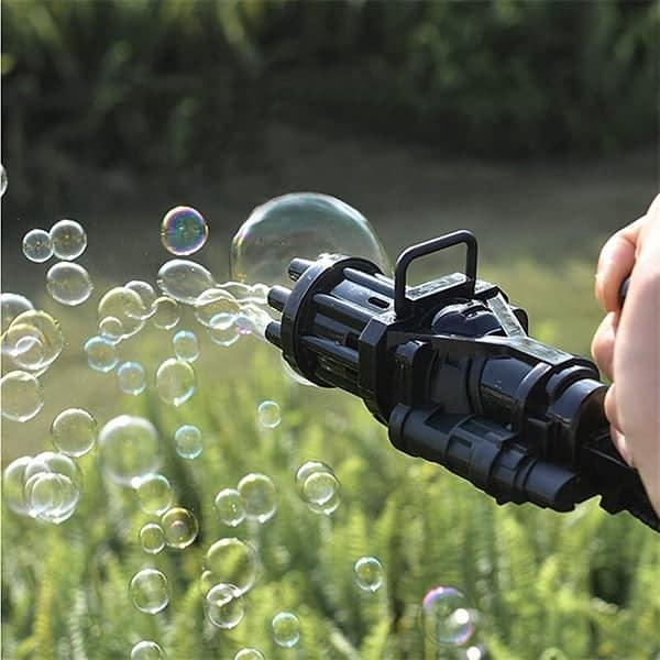 Mýdlové bubliny pro nezapomenutelnou zábavu image