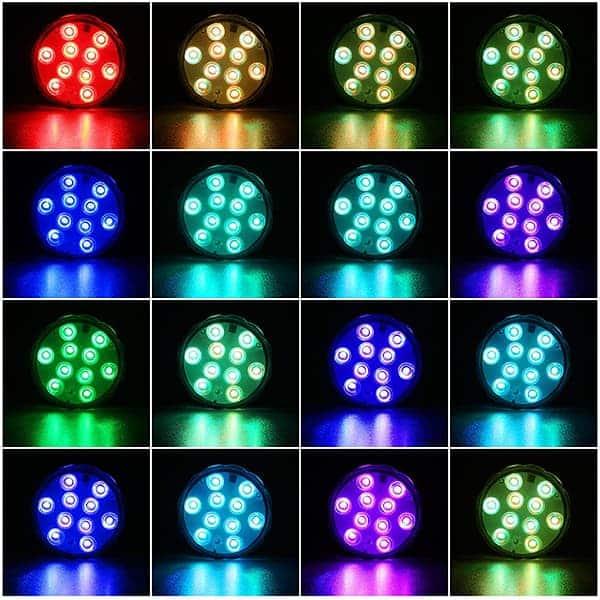 16 barev a 4 režimy provozu image